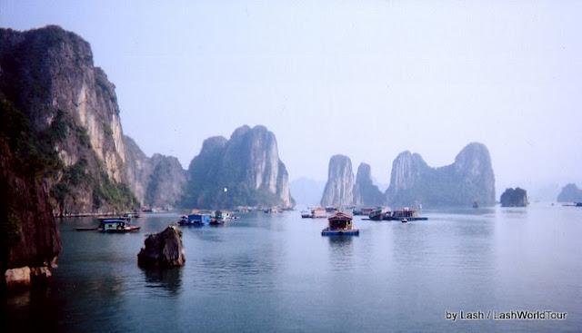 Vietnam trip- halong bay