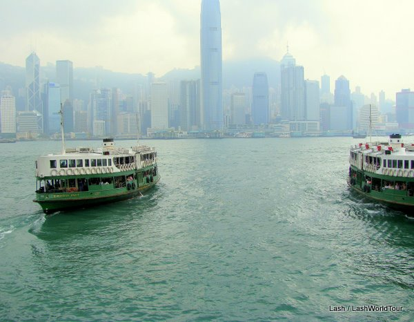 things to do in Hong Kong- harbor view