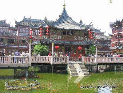 Yuyuan Temple Area- Shanghai
