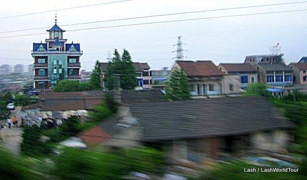 strange houses in China