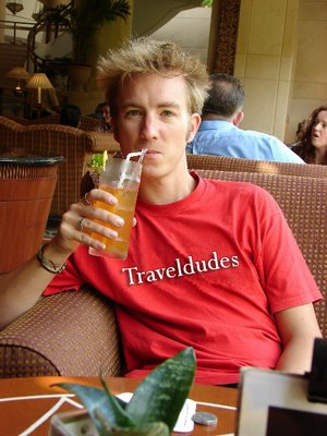 travel interview-Melvin Boecher of Travel Dudes