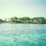 Mabul Island, off the coast of Sabah, Borneo, Malaysia