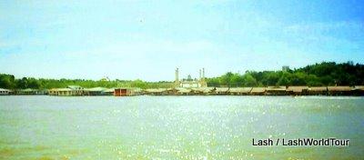 Brunei country- Brunei River