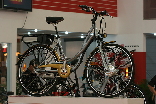 cultural insights- Shanghai- China- electric bicycles