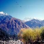 Annapurna Mountains, Nepal