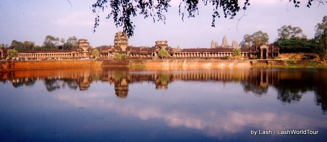 Angkor Wat Temple- visit to Cambodia