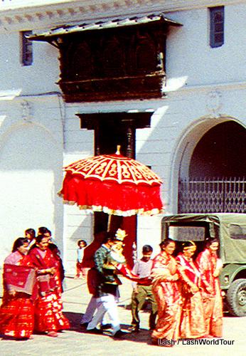Nepal's 'Living Goddess' Kathmandu