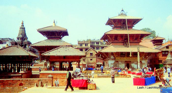 Kathmandu nepal-Durbar Square, Baktapur, Nepal