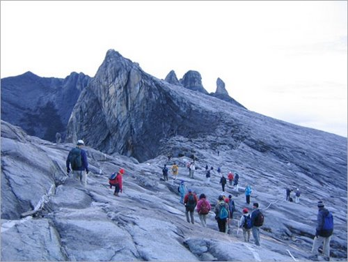 Mt Kinabalu Summit, Sabah