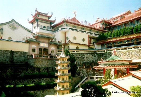 Kek Lok Si Temple- Penang, Malaysia