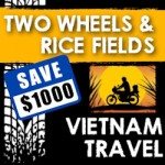 Two Wheels & Rice Fields - ebook - positive world travel