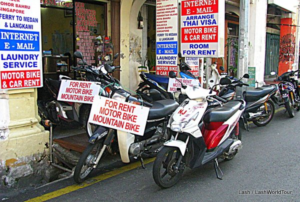 Cheap Car Rental Penang