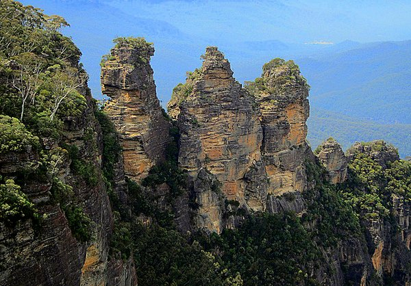 3 Sisters in Blue Mountains- Australia