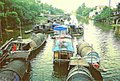 Boats on Hue Canal- Vietnam