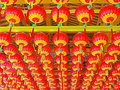Chinese Temple lanterns- butterworth- Malaysia