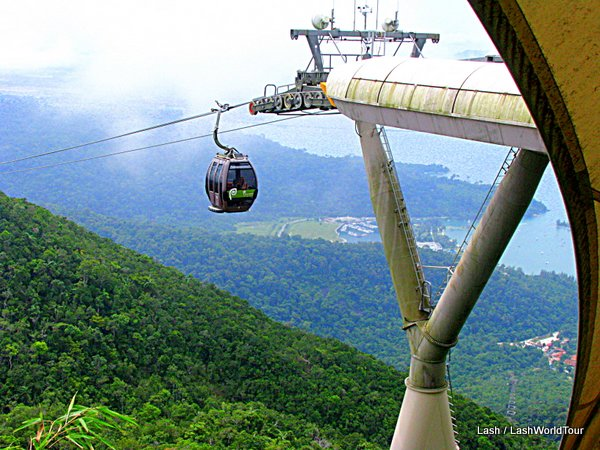 Langkawi Cable Car Price