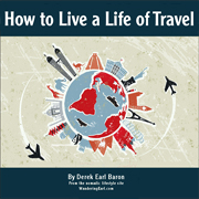 Live-a-Life-of-Travel-ebook-Earl Baron-Wandering Earl