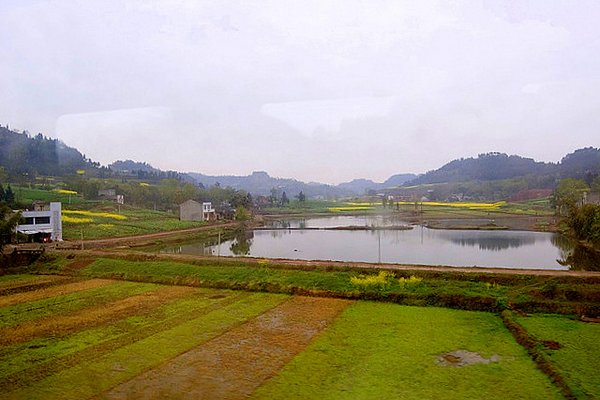 lovely Chinese countryside