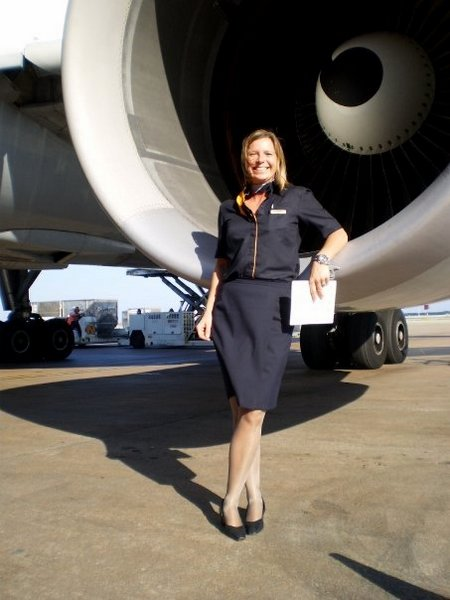 TRAVEL INTERVIEW: NINA SCHWARZ- HEAD FLIGHT ATTENDANT WITH ...