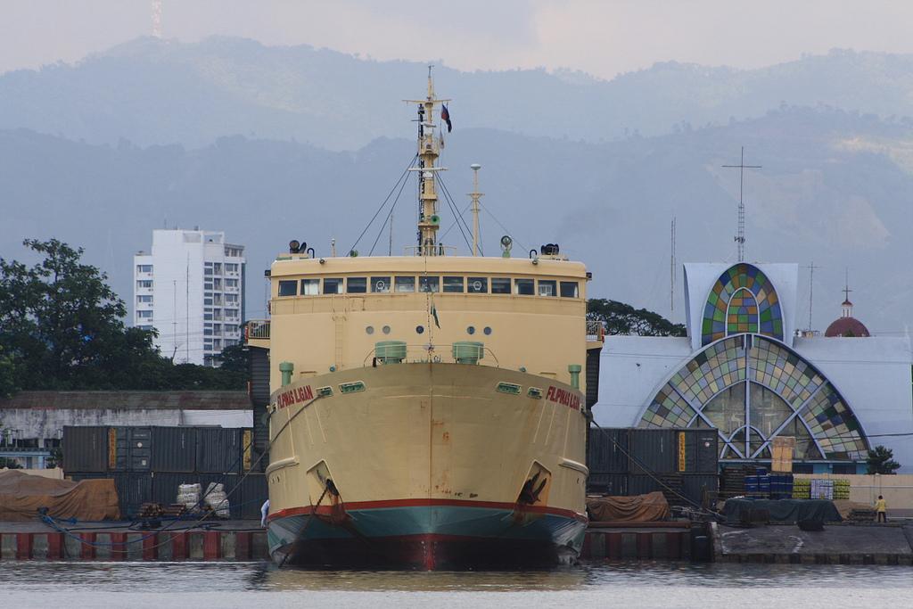 Cebu City- Philippines- ferry to Panay