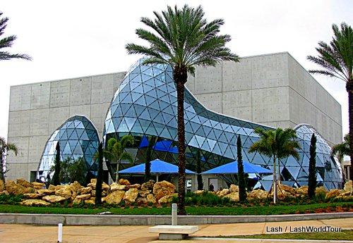 Dali Museum- St Petersburg- Florida