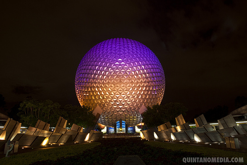 Epcot Center- Orlando- Florida- Anthony quintano