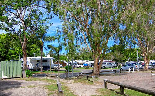 Noosa Australia- travel story- Noosa Caravan Park