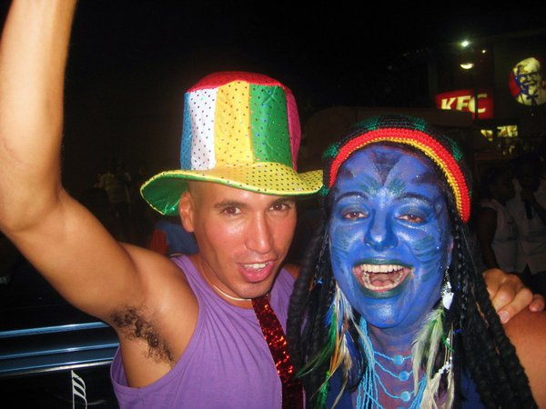travel interview- Tal Gur - Carnival - Brazil