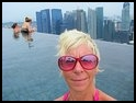 Marina Bay Sands Skypark Infinity Pool Photos