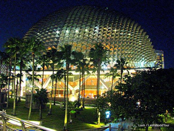 Singapore- Esplanade