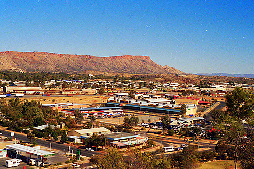 Alice Springs and Ayers Rock- Australia