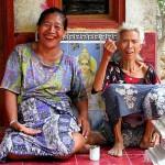 Balinese women -North Bali