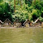 bungalow resort - Kanchanaburi- Thailand