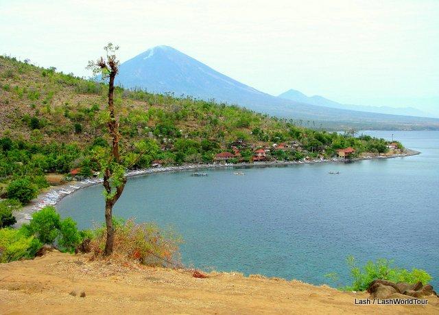 Amed coast - Bali - Indonesia