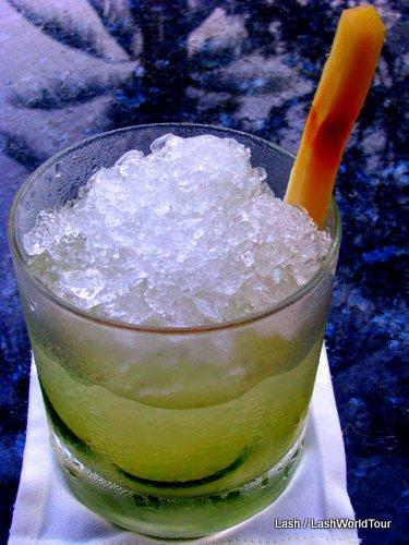 arak caiperinha cocktail