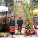 Penulisan- Pura Tegeh Koripan Temple- Bali - Indonesia