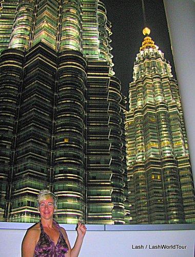 Petronas Twin Towers -Marini's On 57 - Kuala Lumpur malaysia