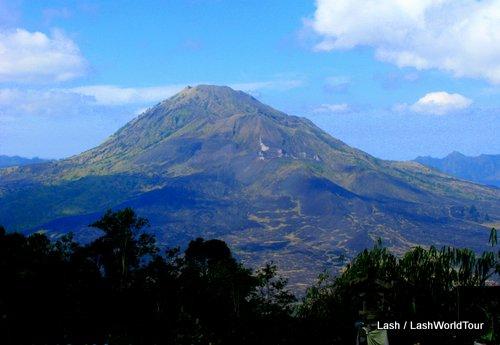 Mt Batur  crater- Bali