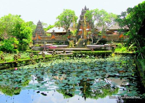 Ubud Water Palace- Ubud- Bali