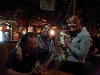 Vago Damitio and family