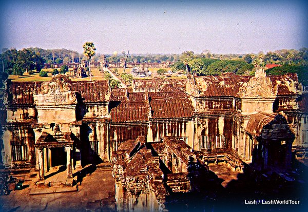 Angkor Wat region - Cambodia