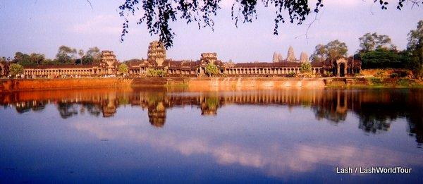 Angkor Wat and Siam Reap - Cambodia