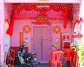 Colors Photo Gallery - Pink house in Penang