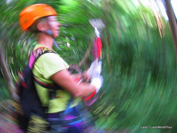 Langkawi Review - Lash - Jungle Canopy Adventure - Langkawi