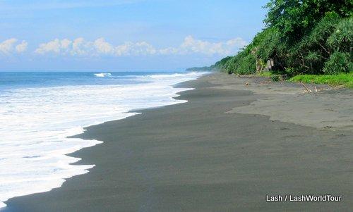 beach near Negara- Bali