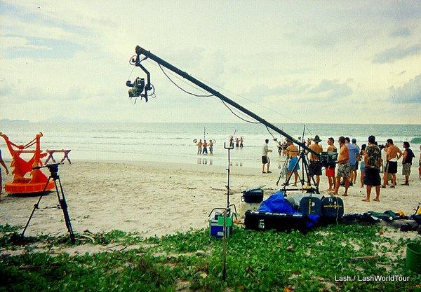 filming - the challenges - Survivor Thailand