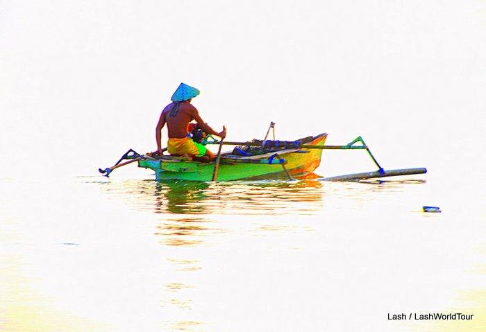 Boats - Gili Meno - lOMBOK - Indonesia