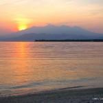 Sunrise - Mt Rinjani - Gili Meno - Lombok - Indonesia