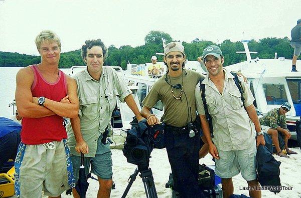 cameramen - Survivor