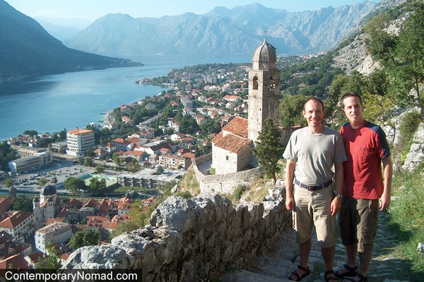 Contemporary Nomad - kotor-montenegro